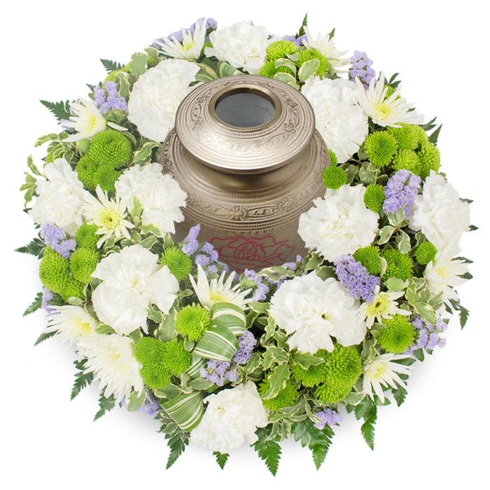 HEALING PRAYERS URN TRIBUTE