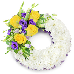 ETERNAL LIGHT WREATH