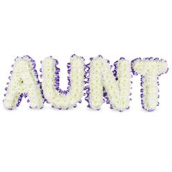 AUNT TRIBUTE PURPLPE