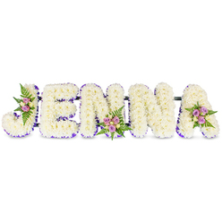 CUSTOM JENNA TRIBUTE