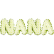 WHITE CHRYSANTHEMUMS NANA TRIBUTE